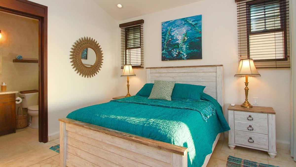 carolina del mar bed room queen langosta
