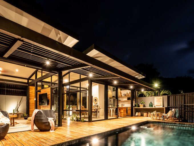 Casa Negra Luxury Villa in Tamarindo Costa Rica