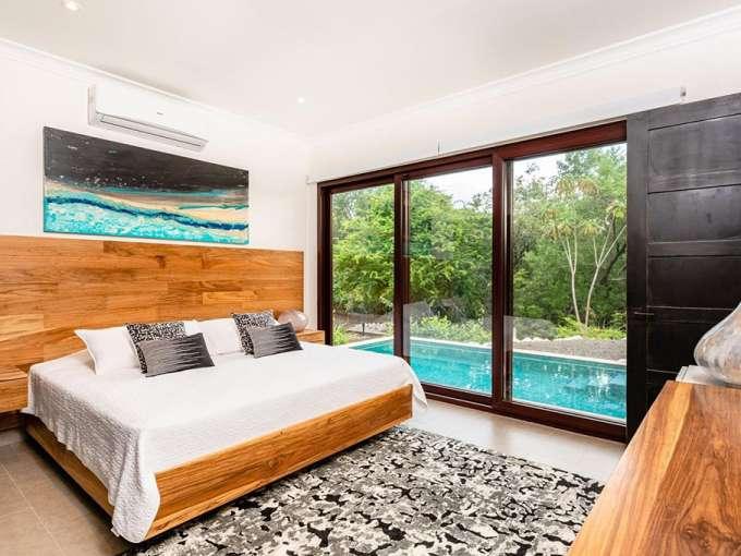 Casita Leon Master Pool Pinilla Costa Rica