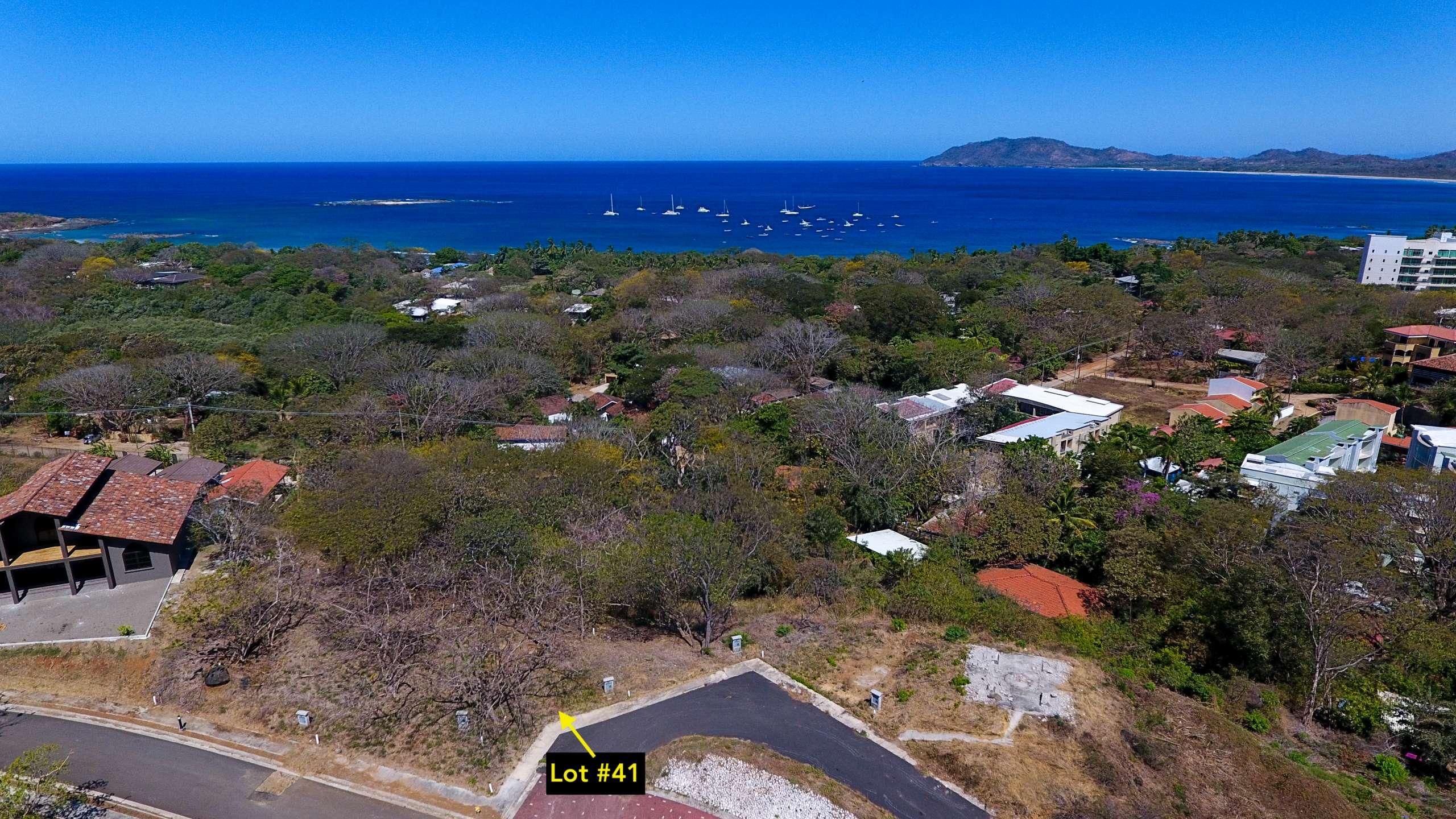 HillTop Estates – Ocean View Homesite #41